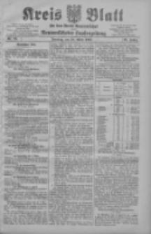 Kreis Blatt für den Kreis Neutomischeler zugleich Hopfenzeitung 1907.03.19 Jg.26 Nr23