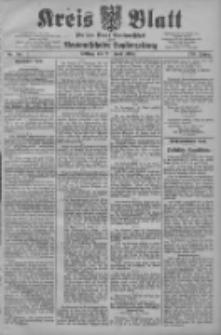 Kreis Blatt für den Kreis Neutomischeler zugleich Hopfenzeitung 1907.06.21 Jg.26 Nr50