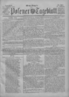 Posener Tageblatt 1898.12.03 Jg.37 Nr567