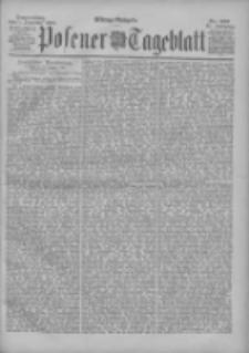 Posener Tageblatt 1898.12.15 Jg.37 Nr587