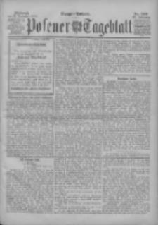 Posener Tageblatt 1898.12.21 Jg.37 Nr596
