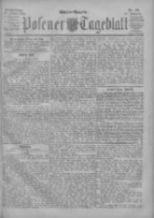 Posener Tageblatt 1902.01.30 Jg.41 Nr49