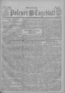 Posener Tageblatt 1902.01.30 Jg.41 Nr50