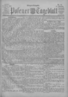 Posener Tageblatt 1902.01.31 Jg.41 Nr51