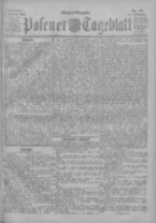 Posener Tageblatt 1902.02.05 Jg.41 Nr59