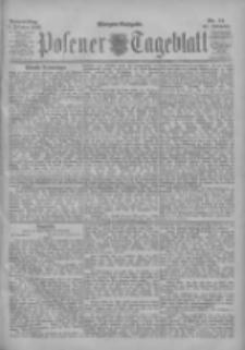 Posener Tageblatt 1902.02.06 Jg.41 Nr61