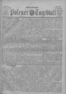 Posener Tageblatt 1902.02.09 Jg.41 Nr67