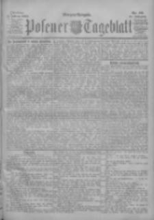 Posener Tageblatt 1902.02.11 Jg.41 Nr69
