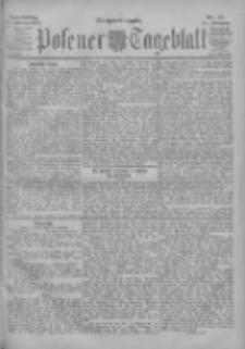 Posener Tageblatt 1902.02.13 Jg.41 Nr73