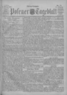 Posener Tageblatt 1902.02.14 Jg.41 Nr76