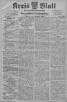 Kreis Blatt für den Kreis Neutomischeler zugleich Hopfenzeitung 1908.11.06 Jg.27 Nr89