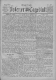 Posener Tageblatt 1898.12.22 Jg.37 Nr598