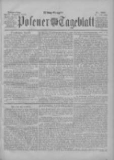 Posener Tageblatt 1898.12.22 Jg.37 Nr599