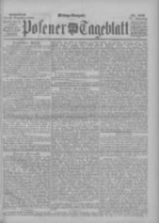 Posener Tageblatt 1898.12.24 Jg.37 Nr603
