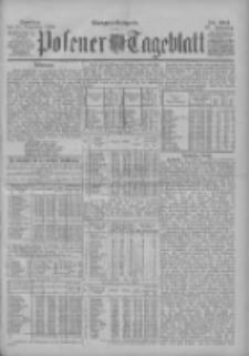 Posener Tageblatt 1898.12.25 Jg.37 Nr604