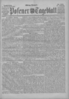 Posener Tageblatt 1898.12.29 Jg.37 Nr609
