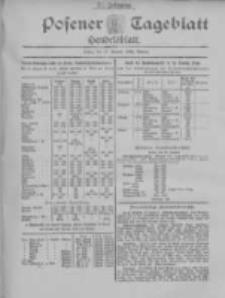 Posener Tageblatt. Handelsblatt 1898.01.18 Jg.37