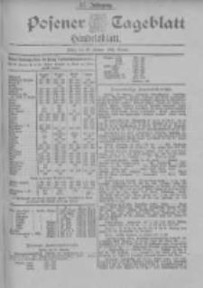 Posener Tageblatt. Handelsblatt 1898.01.27 Jg.37
