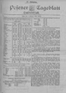 Posener Tageblatt. Handelsblatt 1898.02.01 Jg.37