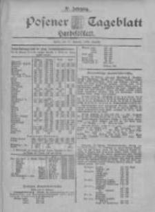 Posener Tageblatt. Handelsblatt 1898.02.17 Jg.37