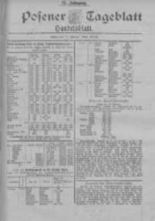Posener Tageblatt. Handelsblatt 1898.02.19 Jg.37
