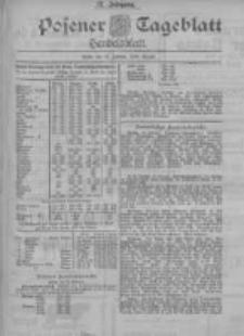 Posener Tageblatt. Handelsblatt 1898.02.22 Jg.37