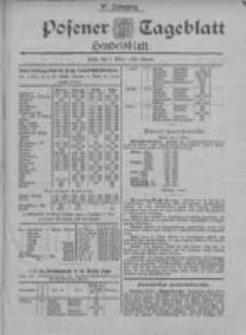 Posener Tageblatt. Handelsblatt 1898.03.05 Jg.37