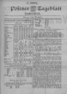 Posener Tageblatt. Handelsblatt 1898.03.08 Jg.37