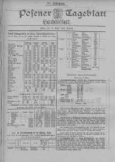 Posener Tageblatt. Handelsblatt 1898.03.12 Jg.37