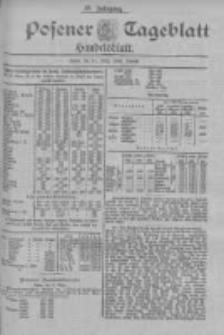 Posener Tageblatt. Handelsblatt 1898.03.16 Jg.37