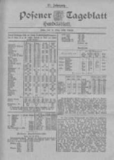 Posener Tageblatt. Handelsblatt 1898.03.18 Jg.37