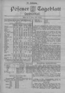 Posener Tageblatt. Handelsblatt 1898.03.19 Jg.37
