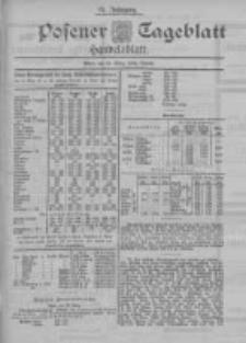 Posener Tageblatt. Handelsblatt 1898.03.23 Jg.37