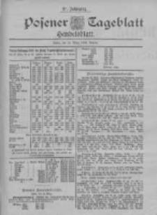 Posener Tageblatt. Handelsblatt 1898.03.24 Jg.37