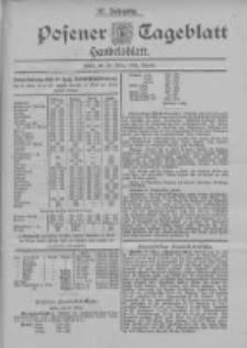 Posener Tageblatt. Handelsblatt 1898.03.26 Jg.37