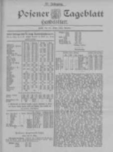 Posener Tageblatt. Handelsblatt 1898.03.29 Jg.37