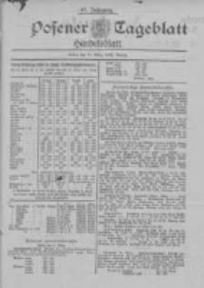 Posener Tageblatt. Handelsblatt 1898.03.31 Jg.37