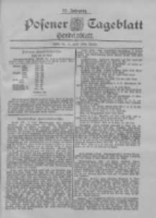 Posener Tageblatt. Handelsblatt 1898.04.12 Jg.37