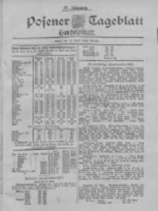 Posener Tageblatt. Handelsblatt 1898.04.14 Jg.37