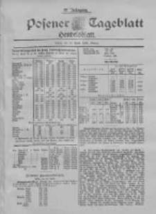 Posener Tageblatt. Handelsblatt 1898.04.15 Jg.37