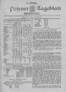 Posener Tageblatt. Handelsblatt 1898.04.19 Jg.37