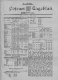 Posener Tageblatt. Handelsblatt 1898.04.20 Jg.37