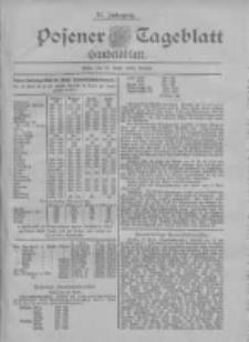 Posener Tageblatt. Handelsblatt 1898.04.23 Jg.37
