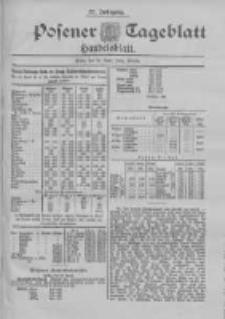 Posener Tageblatt. Handelsblatt 1898.04.25 Jg.37