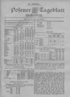 Posener Tageblatt. Handelsblatt 1898.04.22 Jg.37