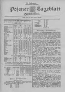 Posener Tageblatt. Handelsblatt 1898.04.28 Jg.37