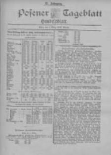 Posener Tageblatt. Handelsblatt 1898.03.01 Jg.37