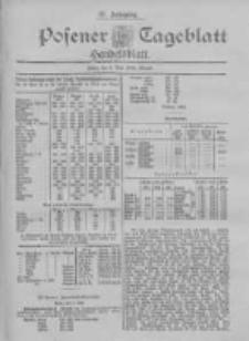 Posener Tageblatt. Handelsblatt 1898.05.02 Jg.37