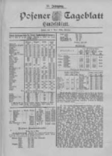 Posener Tageblatt. Handelsblatt 1898.05.06 Jg.37