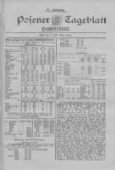 Posener Tageblatt. Handelsblatt 1898.05.11 Jg.37